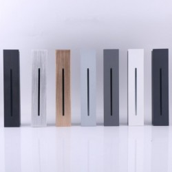 Decoratieve wand-/trapverlichting - inbouw - waterdicht - LED - 3W