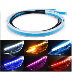 Auto DRL-verlichting - waterdicht - flexibele LED-strip