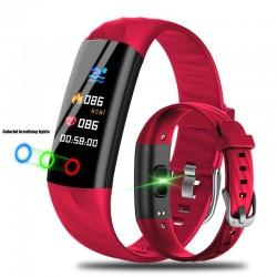 Smart Watch - sportarmband - Bluetooth - fitnesstracker / bloeddruk / hartslagmeter - IP68 waterdicht