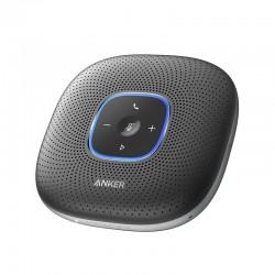 Anker PowerConf - Bluetooth-luidsprekertelefoon - conferentieluidspreker - met 6 microfoons - spraakopname - 24 uur gesprekstijd
