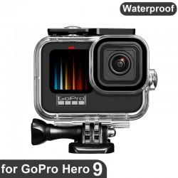 Waterdichte behuizing - duik- / onderwaterhoes - voor GoPro Hero 9 Black