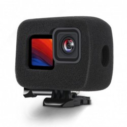 Schuim winddicht schild - ruisonderdrukking - beschermhoes - voor GoPro Hero 9 Black