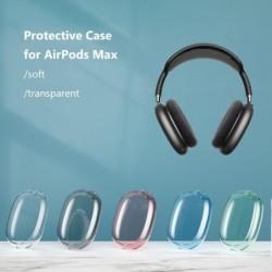 Transparante beschermhoes - voor AirPods Max-hoofdtelefoon - waterdicht
