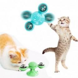 Windmill - cat toy - hair brush / toothbrush - glow ball