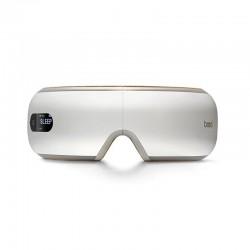 isee 4 - elektrisch oogmassageapparaat - vibratie - verwarming - verwijdering van vermoeidheid / donkere kringen