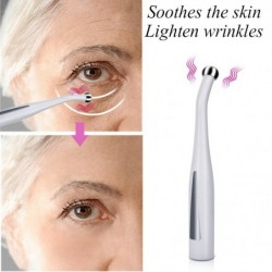 2 in 1 - electric face / eyes massager - vibration pen - anti wrinkle / rejuvenating