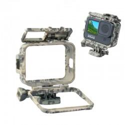 Frame-beschermhoes - lange schroef - basismontage - voor GoPro Hero 9 Black