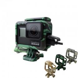 Frame-beschermhoes - lange schroef - basismontage - voor GoPro 5 6 7 Black