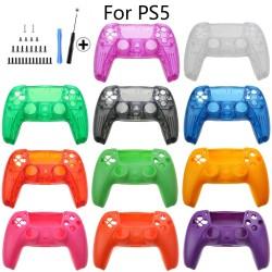 Beschermende siliconen hoes - voor Playstation 5 Controller - met schroeven / gereedschap
