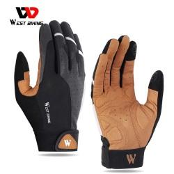 Sporthandschoenen - touchscreen-functie - reflecterend - ontwerp met halve / volledige vingers - unisex