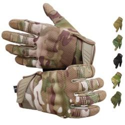 Multifunctionele sporthandschoenen - touchscreen-functie - antislip - volle vingers
