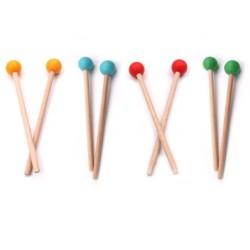 Professional drumsticks - Malang / Xylophone / Marimba / Mallet - 2 pieces