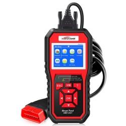 Konnwei KW850 - OBD2 car diagnostic scanner - OBDII error code reader