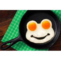 Frog Fried Egg Mold