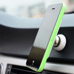 360 Degree Universal Magnetic Car Air Vent Mount Phone Holder
