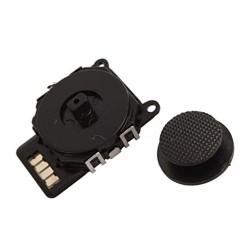 PSP 2000 Analog Joystick 3D Button Reparatur
