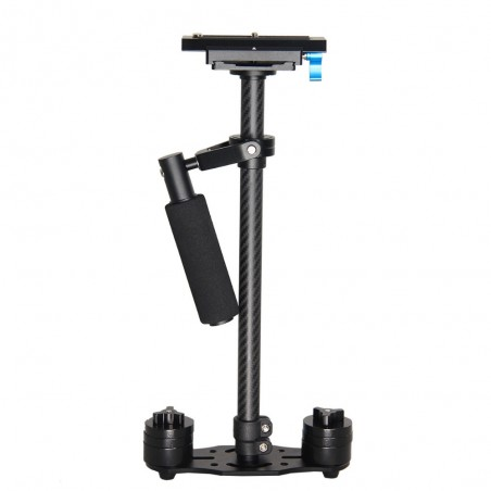 Adjustable S60T Carbon Fiber Tube DSLR Video Camera Stabilizer