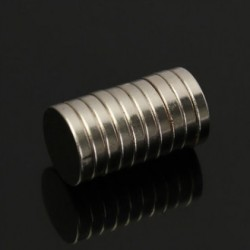 N50 Neodymium Magnets Strong Round Disc 10 *  2mm 10pcs