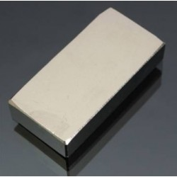 N50 Neodymium Magnet Strong Block 50 * 25 * 10mm