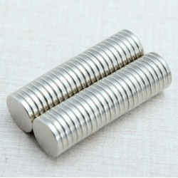 N35 Neodymium Magnet Strong Disc 10 * 1.5mm 50pcs