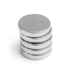N52 Neodymium Magnet Strong Disc 10 * 2mm 5pcs