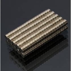 N35 Neodymium Magnet Strong Cilinder 3 * 1.5mm 200pcs