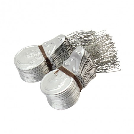 Wire Needle Threader Sewing Tool 50pcs