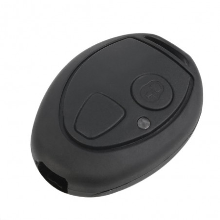 Rover 75 MG ZT 2 Button Remote Key Shell Case