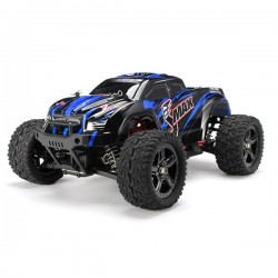 REMO 1631 1/16 2.4G 4WD Brushed Off-Road Monster Truck SMAX RC Car