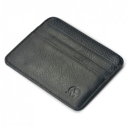 Men's Genuine Leather Card Holder Wallet