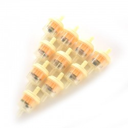 Scooter motorcycle fuel filter 10 pcs