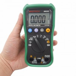 Mastech MS8239C Digital Multimeter AC DC Voltage Current Tester |