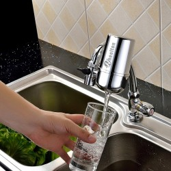 Faucet Water Purifier With Ceramic Filter