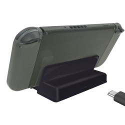 Nintendo Switch Charging Dock Stand With LED Indicator