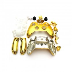 Xbox One Controller Replacement Shells Cover Chrome |