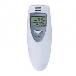 Digital LCD Display Breath Alcohol Tester