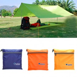 Portable Camping Tent Sunshade Outdoor Waterproof Shelter 250*150cm