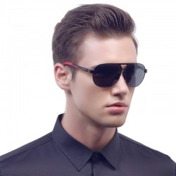 Men's HD Polarised Aluminum Sunglasses