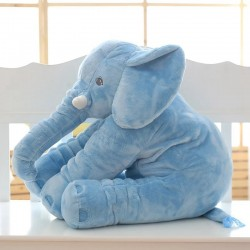 Giant Elephant Stuffed Baby Pillow Toy