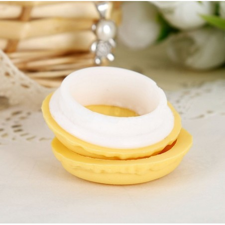 Mini Macarons Jewellery Organizer Storage Box