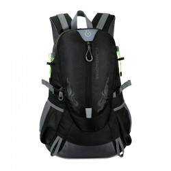 Outdoor Mountain Camping Hiking Waterproof Nylon Backpack