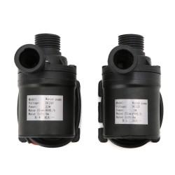 12V - 24V Schwanzlose Motorwasserkreislauf-Tauchpumpe 800LH 5m