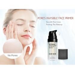 Natural Matte Make Up Foundation Primer Base Facial Skin Oil-control Cosmetic