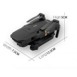 Eachine E58 WIFI FPV - 2MP 720P / 1080P camera - inklapbaar RC Drone Quadcopter RTF