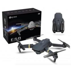 Eachine E58 WIFI FPV - 2MP 720P / 1080P camera - foldable RC Drone Quadcopter RTF