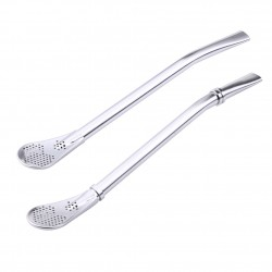 Stainless Steel Tea Drinking Straw Filter