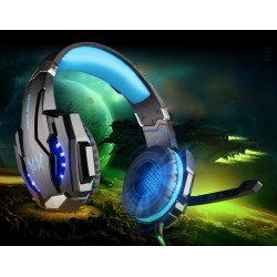 9000G - Gaming Headset With Microphone LED 3.5mm