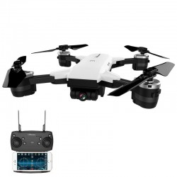 JDRC JD-20 JD20 WIFI FPV 2MP Groothoek Camera Hold Mode RC Drone Quadcopter RTF