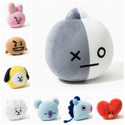 Pillow Back Cushion Plush Doll