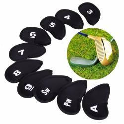 Golf Putter Cover Beschermer Set 10 Stuks